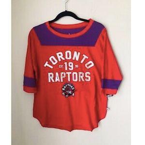 NWT NBA Hardwood Classics Touch Toronto Raptors